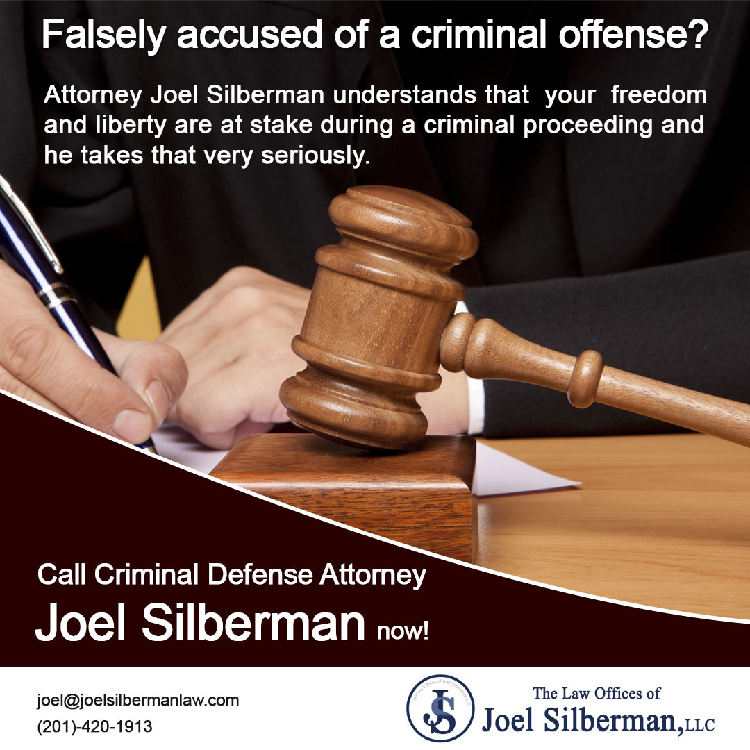 Falsely accused of a criminal offense?