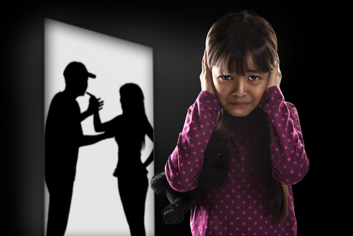 children affected by domestic violence