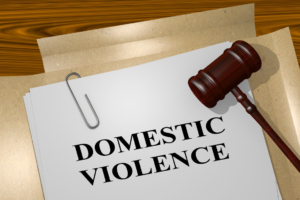 False domestic violence accusation